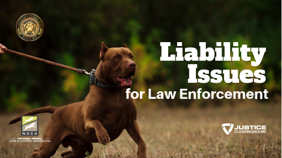Liability Issues for Law Enforcement
